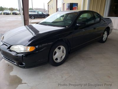2000 Chevrolet Monte Carlo 2dr Coupe SS