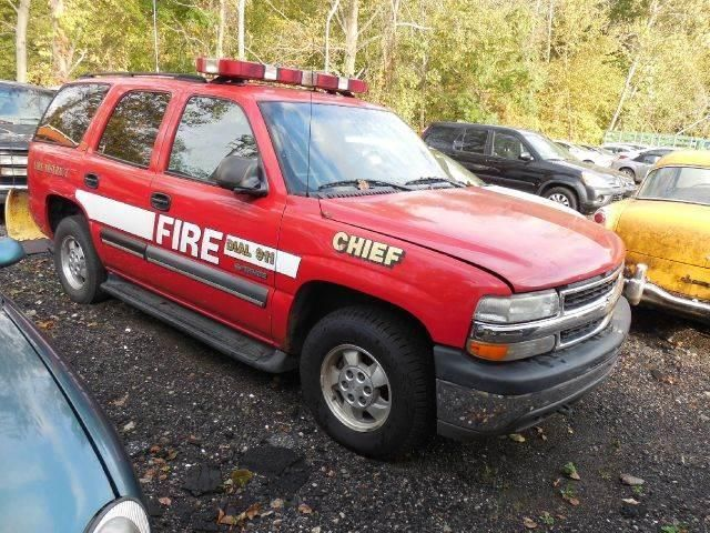 2000 Chevrolet New Tahoe 4dr 4WD LS