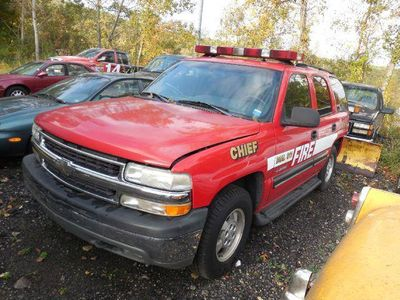 2000 Chevrolet New Tahoe 4dr 4WD LS - Click to see full-size photo viewer