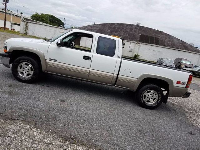 2000 used chevrolet silverado 1500 4x4 ext cab ls at contact us serving cherry hill nj iid. Black Bedroom Furniture Sets. Home Design Ideas