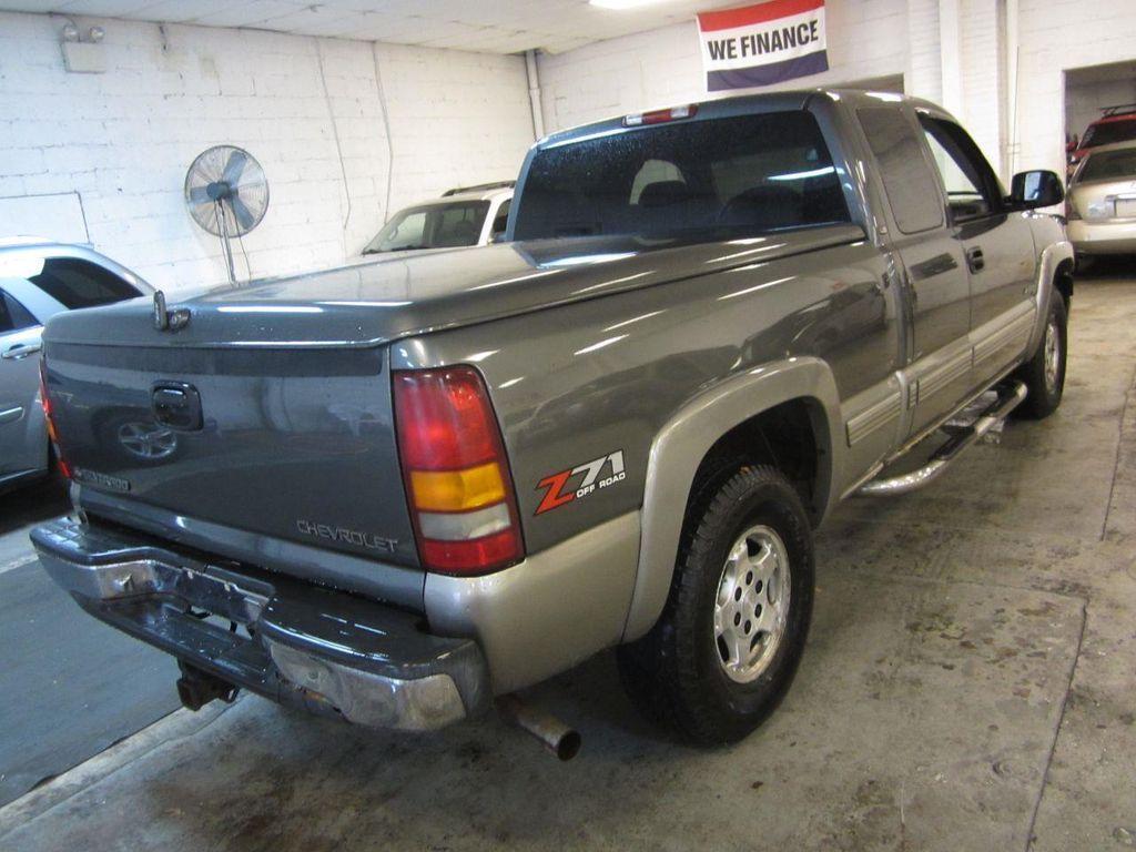 2000 Used Chevrolet Silverado 1500 4X4 / Z71 / LS / EXT CAB at ...