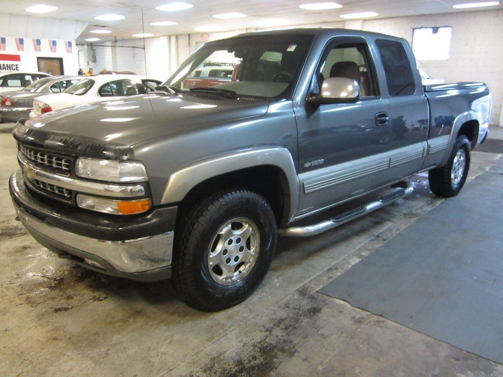 2000 used chevrolet silverado 1500 4x4 z71 ls ext cab at contact us serving cherry hill. Black Bedroom Furniture Sets. Home Design Ideas