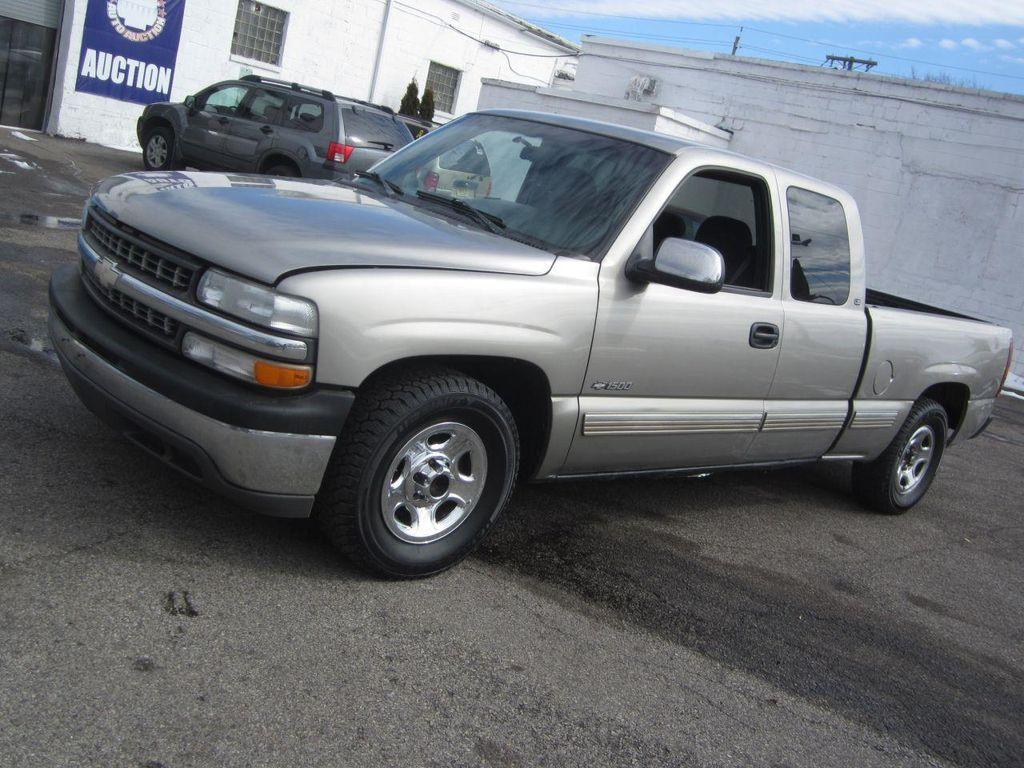 2000 Used Chevrolet Silverado 1500 Ext Cab Ls Auto At Contact