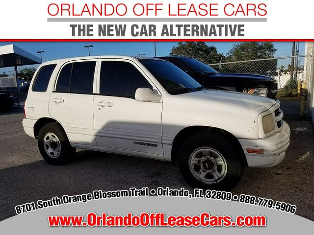 2000 Chevrolet Tracker 4dr Hardtop 2WD