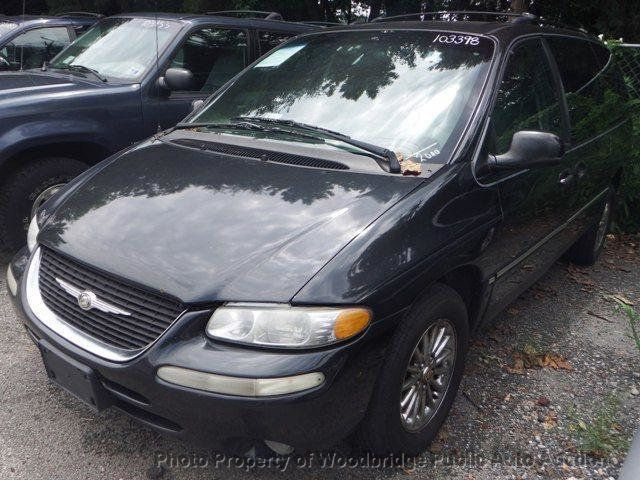 2000 chrysler town country 4dr limited fwd van for sale. Black Bedroom Furniture Sets. Home Design Ideas