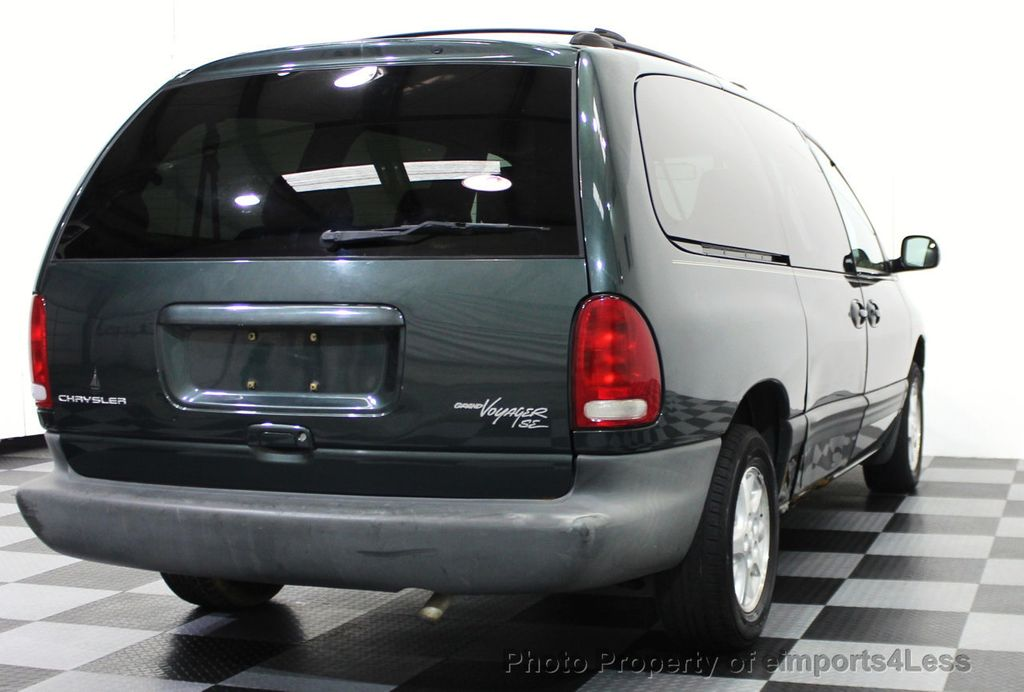 2000 used chrysler voyager grand voyager se at. Black Bedroom Furniture Sets. Home Design Ideas