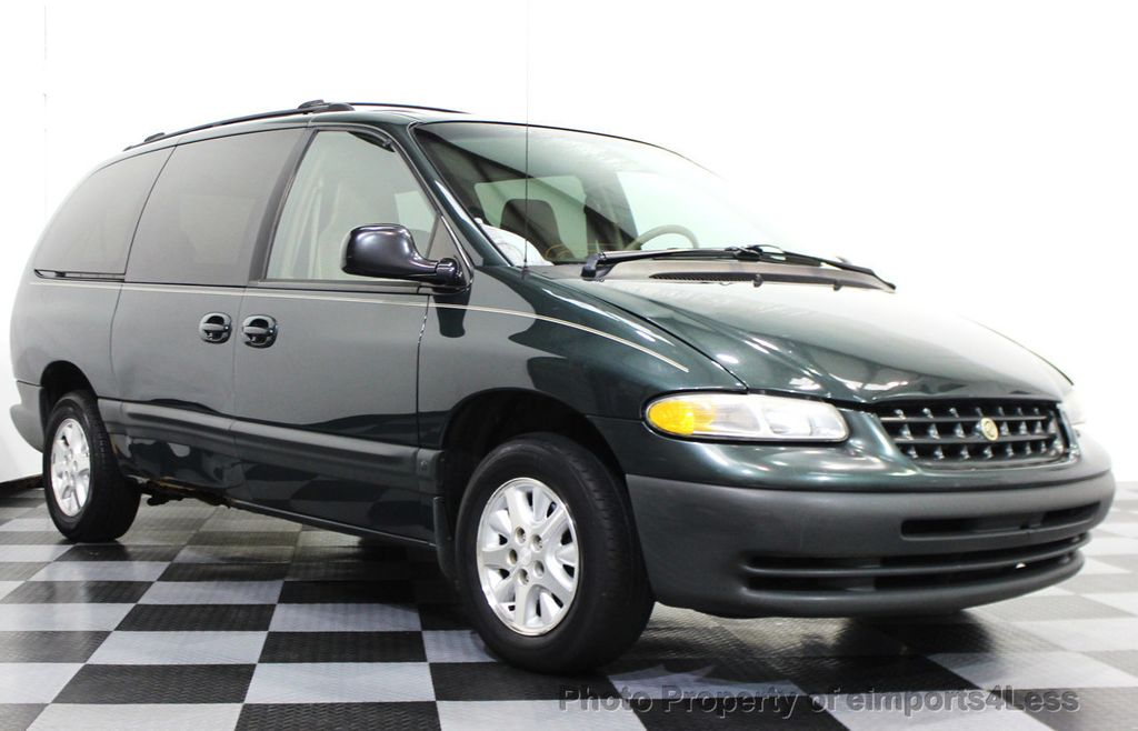 2000 used chrysler voyager grand voyager se at eimports4less serving doylestown bucks county. Black Bedroom Furniture Sets. Home Design Ideas
