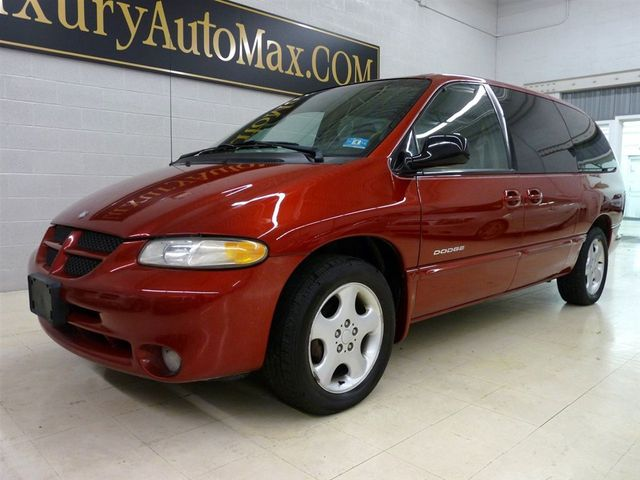 Used Dodge Caravan >> 2000 Used Dodge Caravan Es At Luxury Automax Serving Chambersburg