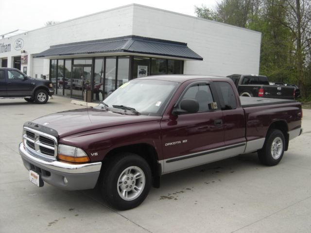 2000 Dodge Dakota Truck 1b7gl22x5ys549964 0