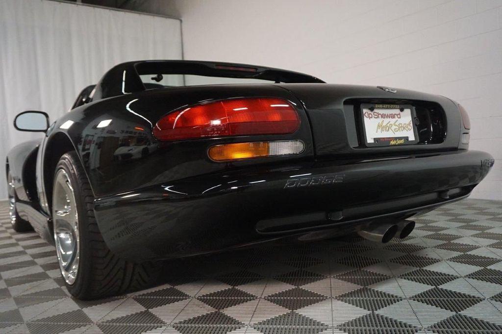 2000 Dodge Viper 2dr RT/10 Convertible - 17747534 - 9