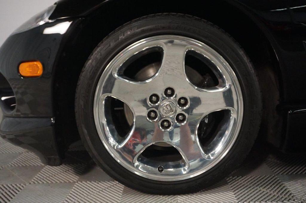 2000 Dodge Viper 2dr RT/10 Convertible - 17747534 - 19