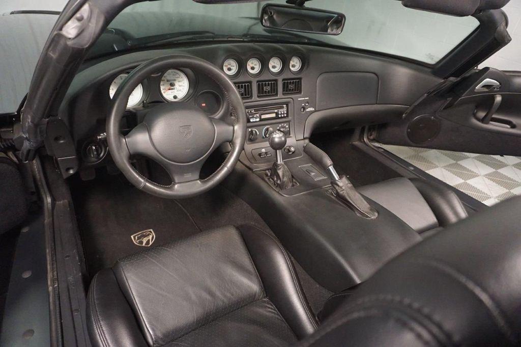 2000 Dodge Viper 2dr RT/10 Convertible - 17747534 - 22