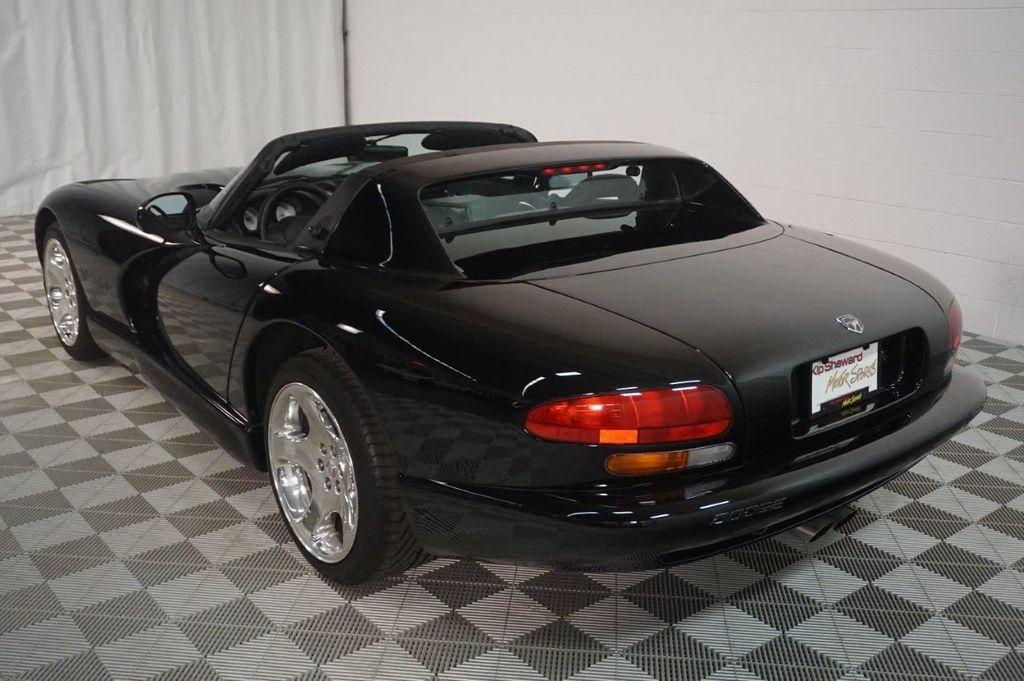 2000 Dodge Viper 2dr RT/10 Convertible - 17747534 - 2
