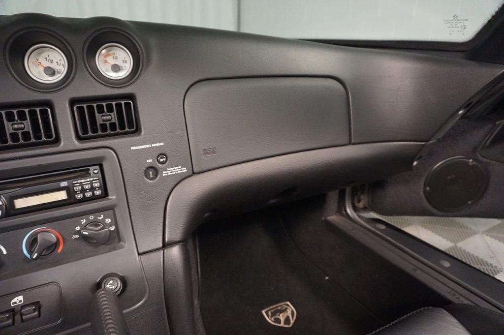 2000 Dodge Viper 2dr RT/10 Convertible - 17747534 - 29