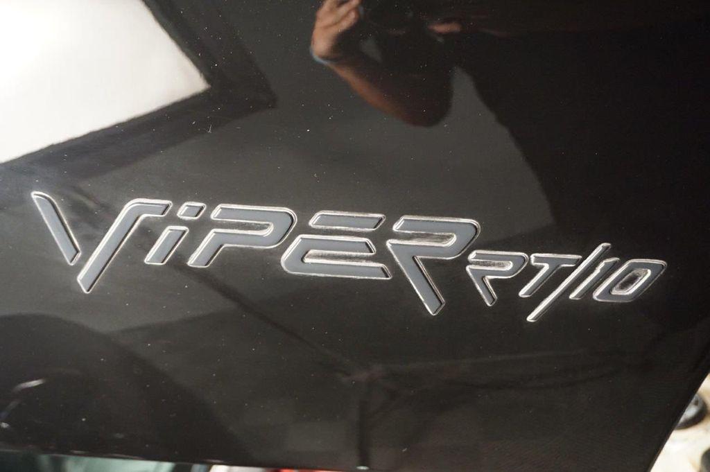 2000 Dodge Viper 2dr RT/10 Convertible - 17747534 - 44