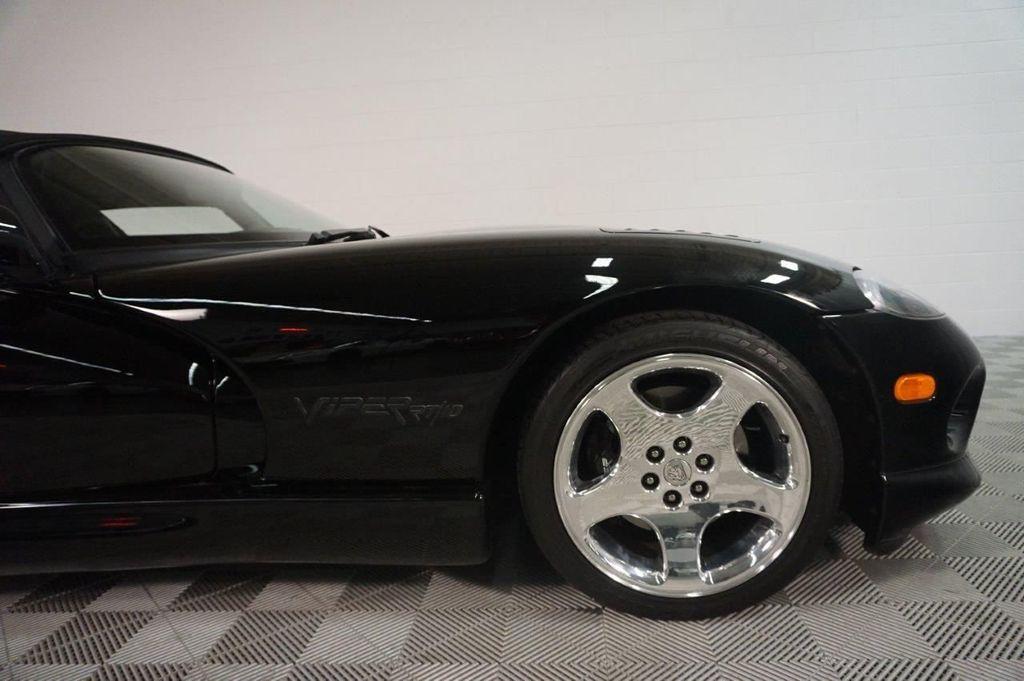 2000 Dodge Viper 2dr RT/10 Convertible - 17747534 - 4