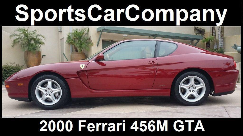 2000 Ferrari 456 456M GTA - 16672991 - 2