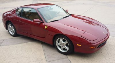 2000 Ferrari 456 456M GTA - Click to see full-size photo viewer