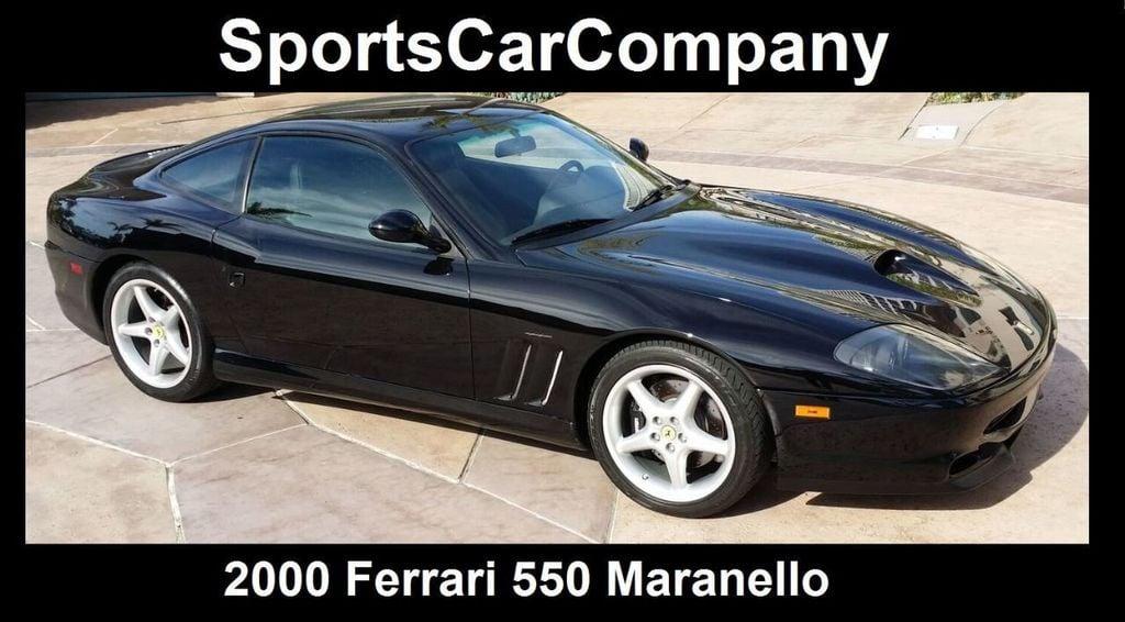 2000 Ferrari 550 Maranello Base Trim - 14732068 - 1