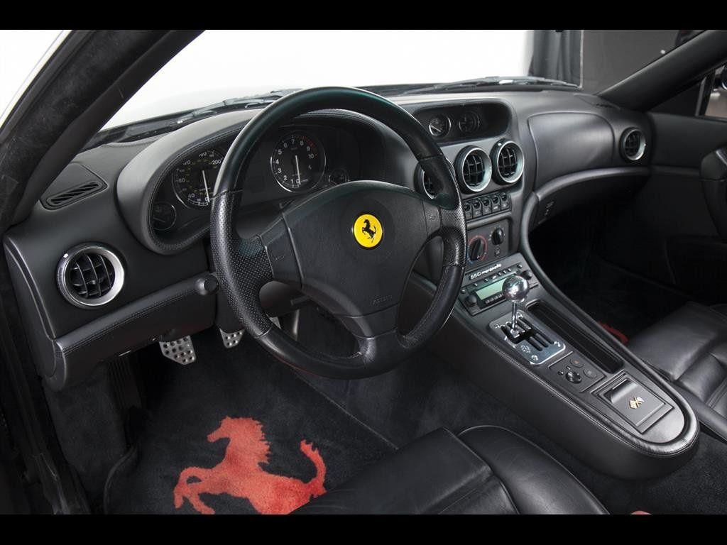 2000 Ferrari 550 Maranello Base Trim - 14732068 - 26