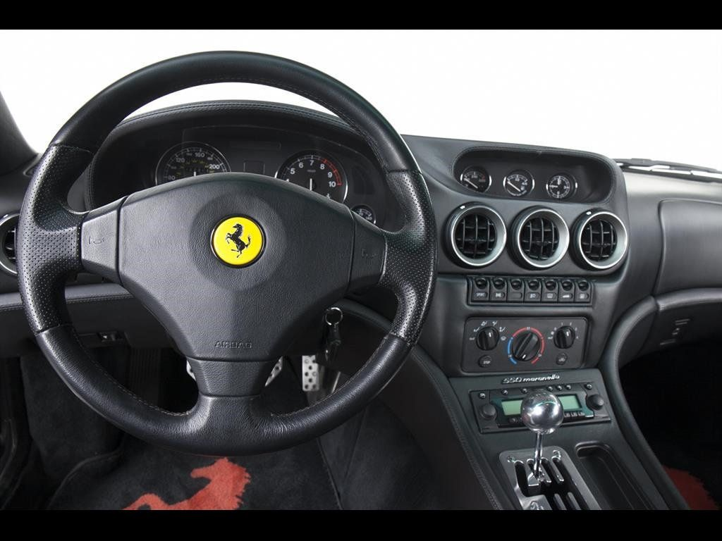 2000 Ferrari 550 Maranello Base Trim - 14732068 - 37