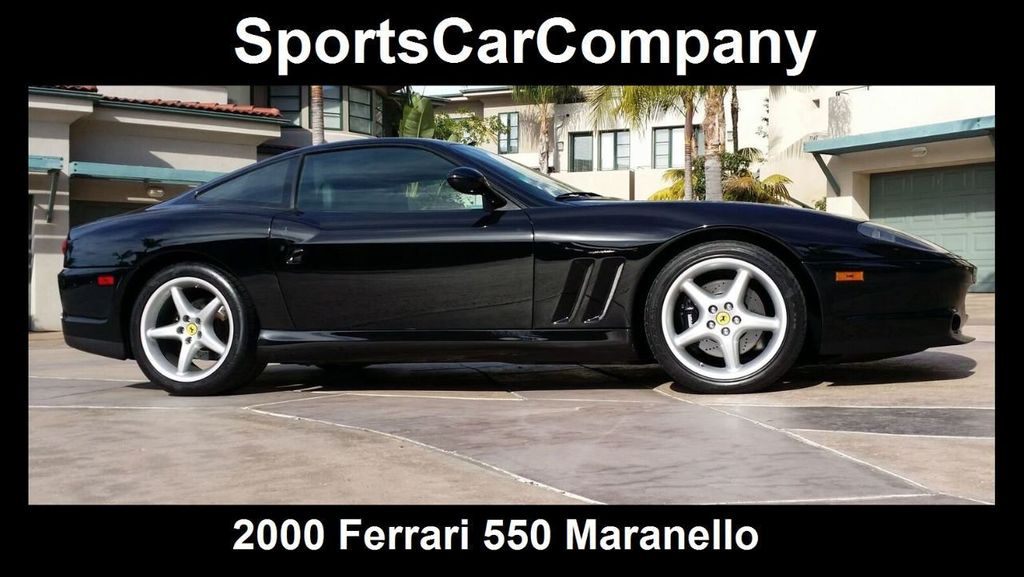 2000 Ferrari 550 Maranello Base Trim - 14732068 - 3