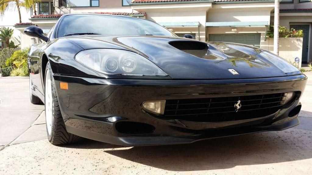 2000 Ferrari 550 Maranello Base Trim - 14732068 - 4