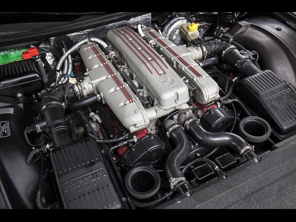 2000 Ferrari 550 Maranello Base Trim - 14732068 - 49