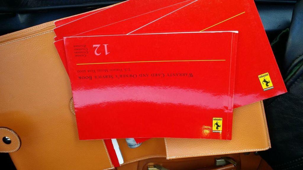 2000 Ferrari 550 Maranello Base Trim - 14732068 - 58
