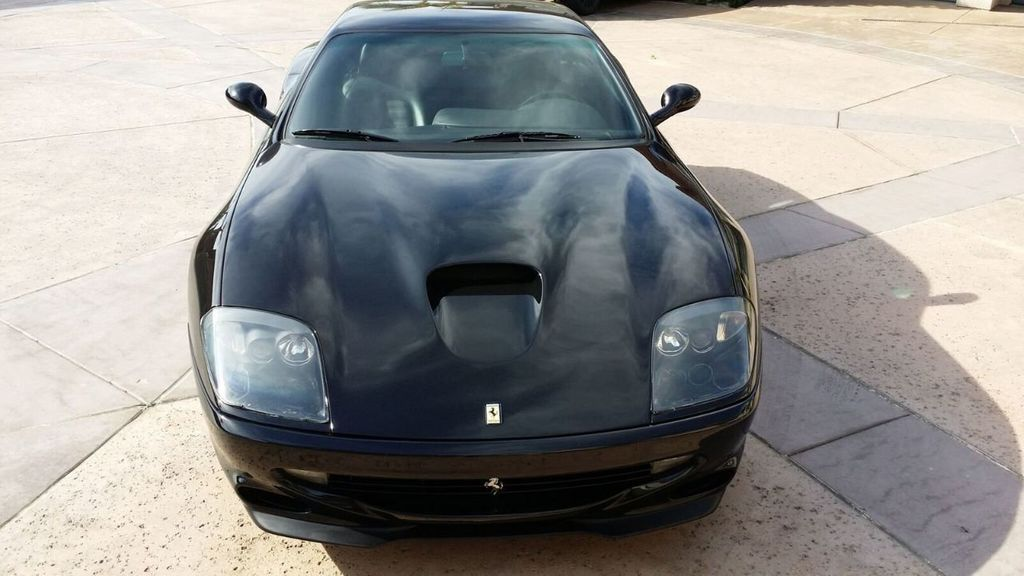 2000 Ferrari 550 Maranello Base Trim - 14732068 - 6