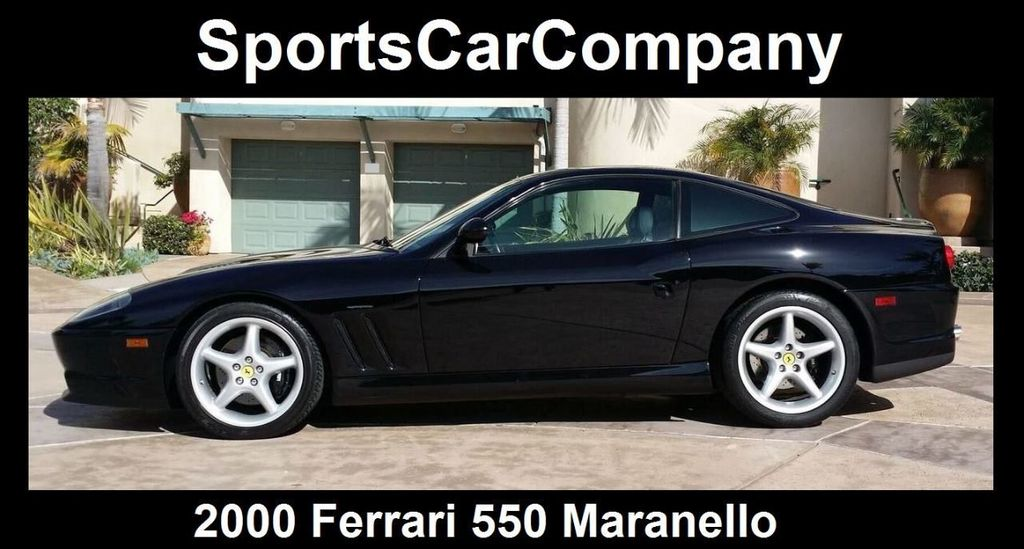 2000 Ferrari 550 Maranello Base Trim - 14732068 - 67