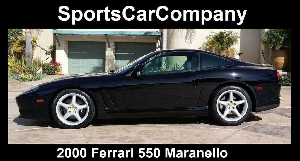 2000 Ferrari 550 Maranello Base Trim - 14732068 - 67