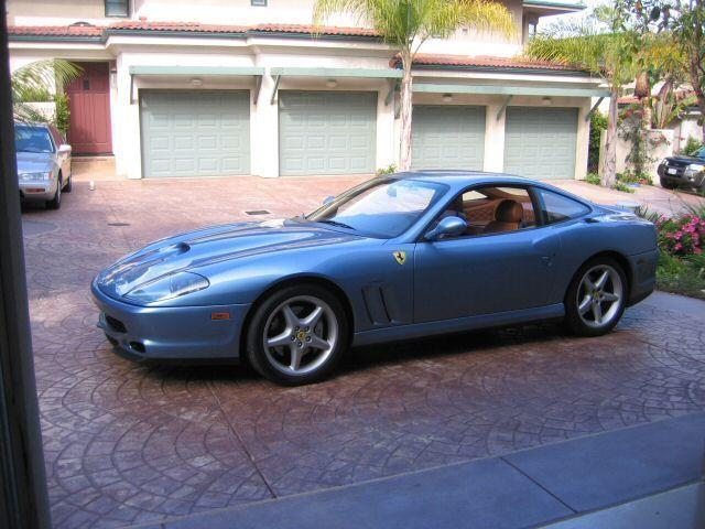 San Diego Porsche >> 2000 Used Ferrari 550 Maranello at Sports Car Company, Inc ...