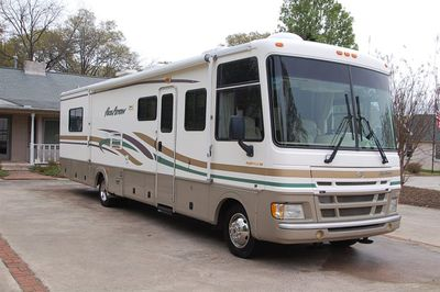 2000 Fleetwood F550 Motorhome Chass Pace Arrow 37S Truck