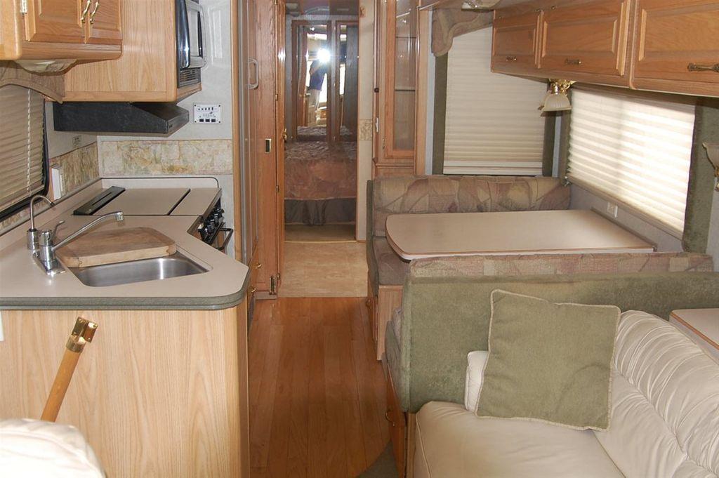 2000 Fleetwood F550 Motorhome Chass Pace Arrow 37S - 11250963 - 10