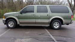 2000 Ford Excursion - 1FMNU42S6YEC77603