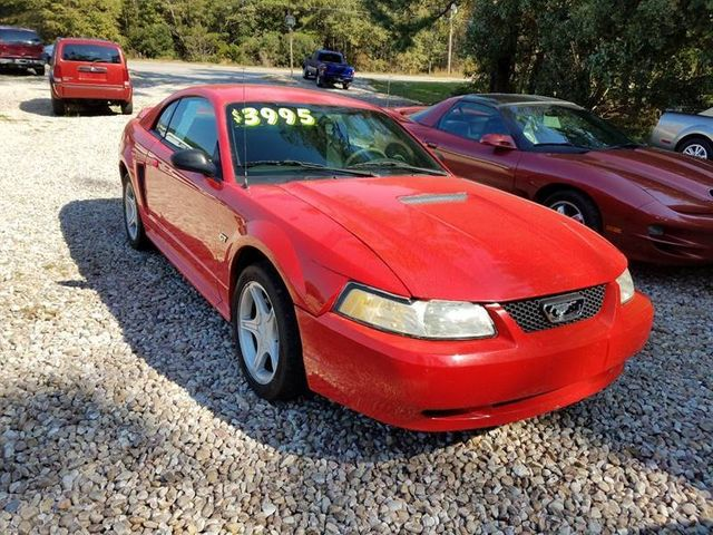 2000 Ford Mustang 2dr Coupe Gt Coupe For Sale Florence Sc 3 995 Motorcar Com