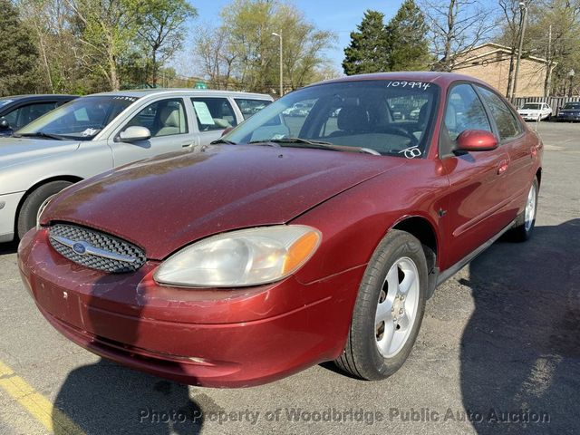2000 Ford Taurus 4dr Sedan SE - 16735224 - 0