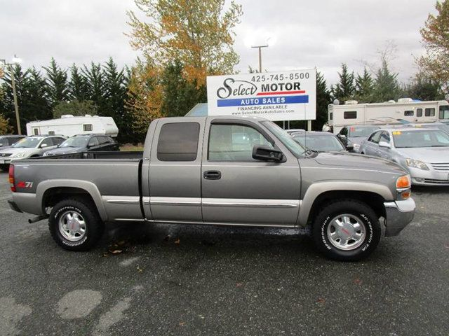 2000 Gmc Sierra 1500 Slt 3dr 4wd Extended Cab Sb Truck Extended Cab Not Specified For Sale Lynnwood Wa 7 988 Motorcar Com