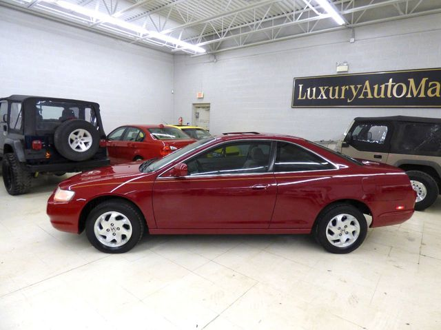 2000 Honda Accord Coupe 2dr Ex Automatic Click To See Full Size Photo