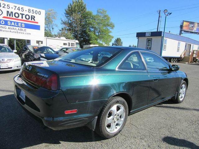 2000 Honda Accord Coupe EX V6 2dr Coupe Coupe   1HGCG2251YA027809   2