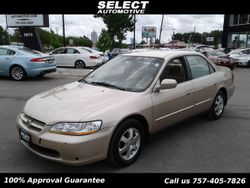 2000 Honda Accord Sedan - JHMCG6694YC008810
