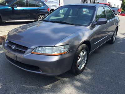 2000 Honda Accord Sedan EX V6 4dr Sedan