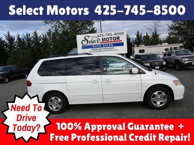 52e679d369 2000 Honda Odyssey 5dr 7-Passenger EX Van for Sale Lynnwood ...