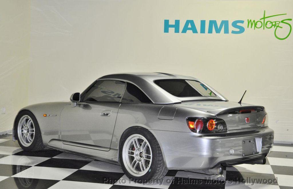 Honda Dealer Miami >> 2000 Used Honda S2000 2dr Convertible at Haims Motors Serving Fort Lauderdale, Hollywood, Miami ...