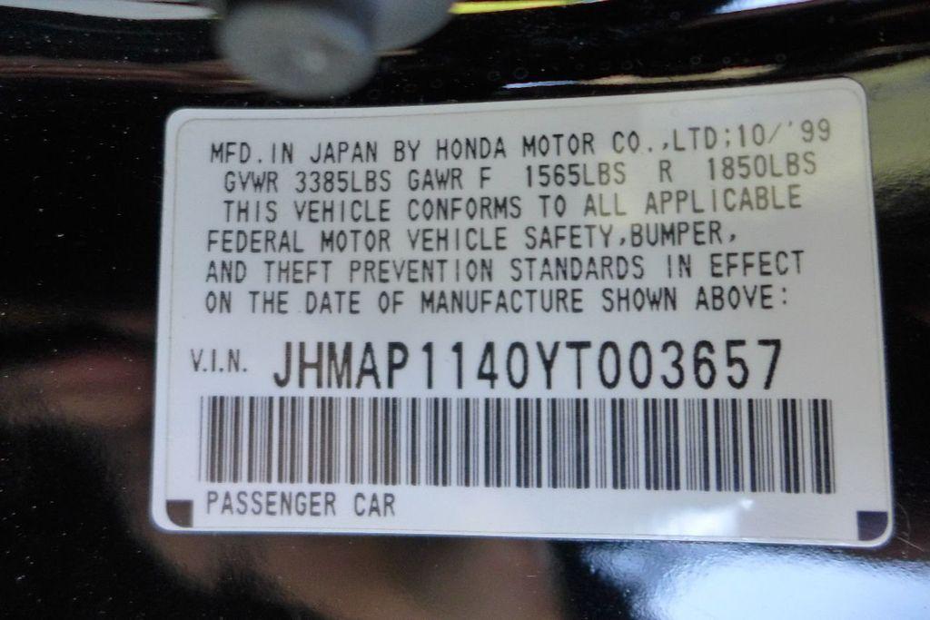 2000 Honda S2000 2dr Convertible - 17588488 - 93