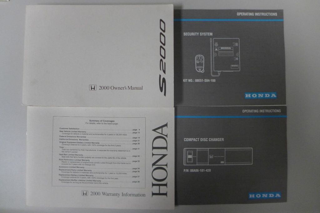 2000 Honda S2000 2dr Convertible - 17588488 - 95