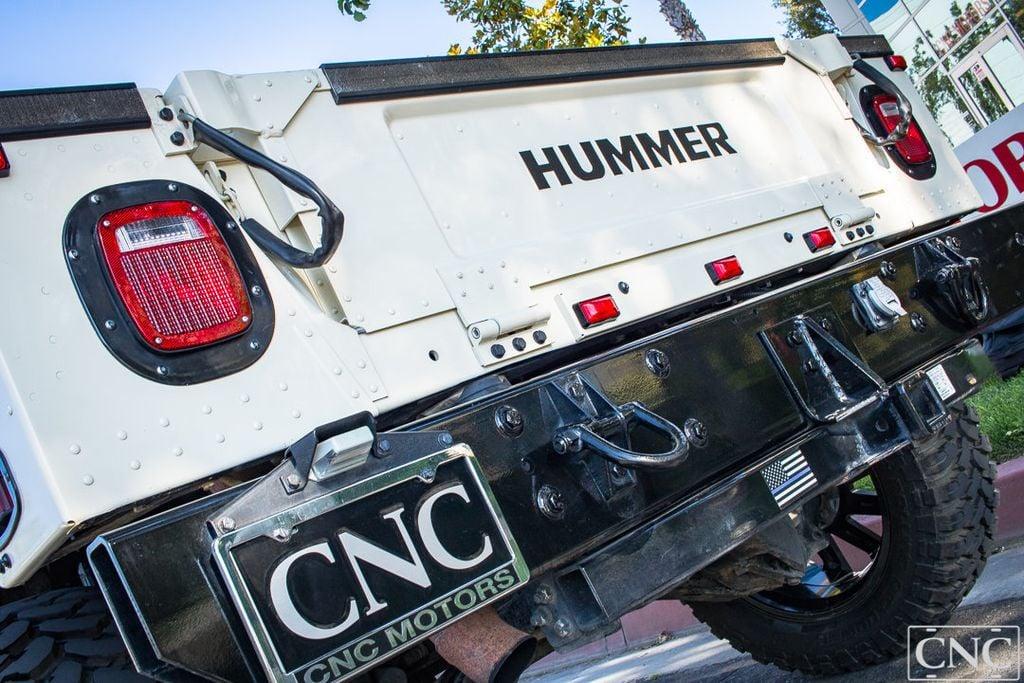 2000 HUMMER H1  - 17798429 - 7