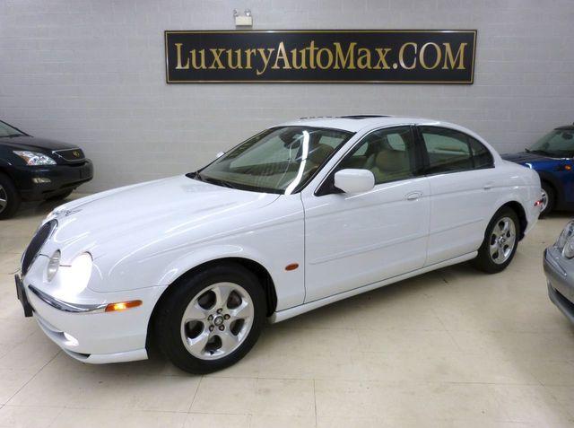 2000 used jaguar s-type 4dr sedan v6 at luxury automax serving