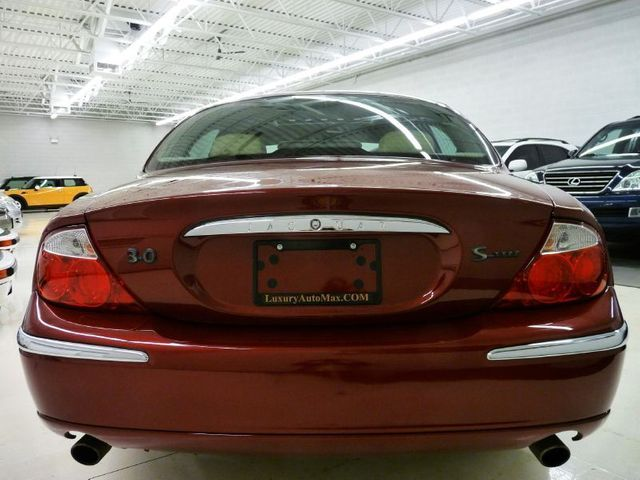 2000 Jaguar S Type Base Trim   Click To See Full Size Photo Viewer